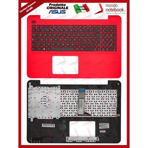 Tastiera Notebook TOSHIBA Satellite C850 C855 L850 L855 P850 P855 NERA (RETROILLUMINATA) TASTI ad ISOLA