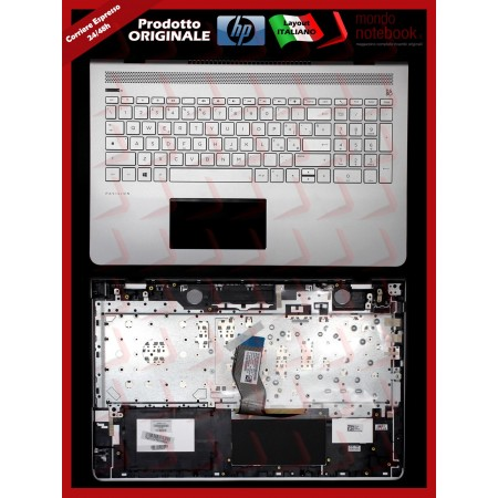 Top Case Superiore Touchpad HP probook 4510s