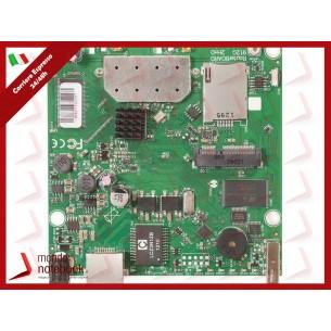 RouterBOARD 912UAG 600MhzAtheros CPU, 64MB RAM,1Gigabit LAN,USB,miniPCIe,built-in...