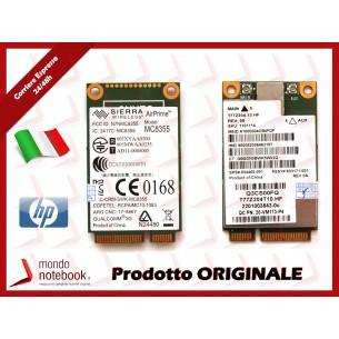 Scheda HP WWAN G3K HSPA Minicard HP 3G Card Sierra Wireless CDMA GPS GOBI3000 HSPA MC8355