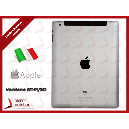 Scocca posteriore Apple iPad 3 Back Cover Versione WiFi - 3G