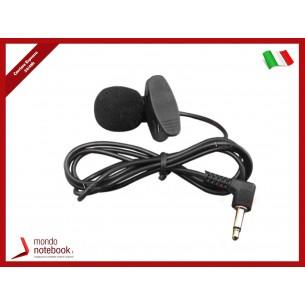 Microfono Alta qualità con Clip - Jack 3,5mm