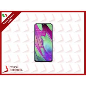 "SMARTPHONE SAMSUNG A40 SM-A405FZKDITV Black 5,9"" DualSim OctaCore 1.8+1.6GHz 4GB 64GB..."