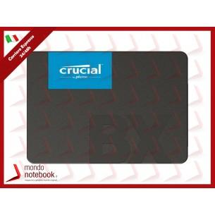 "SSD CRUCIAL BX500 CT480BX500SSD1 2.5"" 480GB SATA3 READ:540MB/s-WRITE:500MB/s"