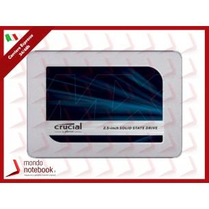 """SSD CRUCIAL CT1000MX500SSD1 2.5"""" 1TB SATA3 READ: 555MB/S-WRITE: 515MB/S"""