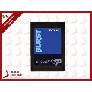 """SSD PATRIOT BURST 2.5"""" 240GB SATA3 READ:555MB/WRITE:500 MB/S - PBU240GS25SSDR"""