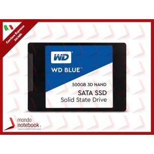 "SSD WD BLUE WDS500G2B0A 2.5"" 500GB SATA3 Read:540MB/S-Write:500MB/S"