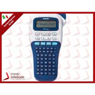 STAMPANTE BROTHER PT-H107 X ETICHETTE fino a 12mm Alimentazione con batterie AAA...