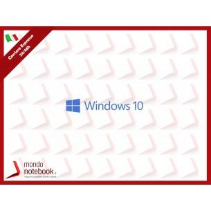 MICROSOFT WINDOWS 10 Home 64bit Italian 1pk DSP OEI DVD KW9-00136