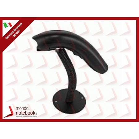 SUPPORTO ATLANTIS PER LETTORE BAR CODE A08-STAND-A1 compatibile con LN1200 rev-2.0 e...