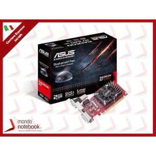 SVGA ASUS AMD RADEON R7 240 2GB DDR5 128bit VGA DVI HDMI PCIE 3.0