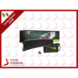Green Cell Batteria per MSI Wind U91 L2100 L2300 U210 U120 U115 U270 (black) / 11,1V...