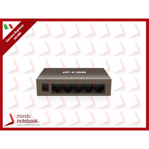 SWITCH IP-COM F1005 5P LAN DESKTOP 10/100M