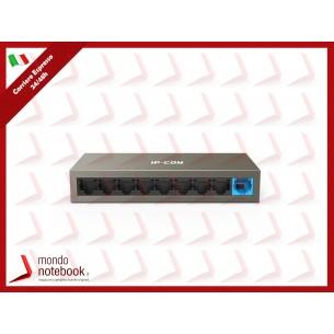 SWITCH IP-COM F1109D 9P LAN UNMANAGED DESKTOP 10/100M