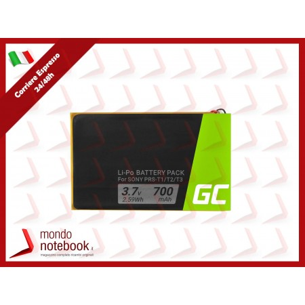 Green Cell Charger CBC-E5, LC-E5 per Canon LP-E5, EOS 450D, 500D, 1000D, Kiss F, X2,...