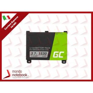 Green Cell Charger DE-A65BB Panasonic DMW-BCG10 Lumix DMC-TZ10 DMC-TZ20 DMC-TZ30...