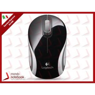 "MINI MOUSE LOGITECH ""Wireless Mouse M187 Nero"" - 910-002731"