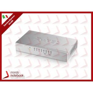 SWITCH ZYXEL GS-108B v3 8P LAN GIGABIT UNMANAGED DESKTOP Case Metallic