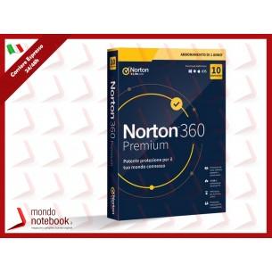 SYMANTEC Norton 360 Premium 2020 - 10 Dispositivi 12 Mesi 75GB - IT Box 21397805