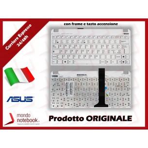 Tastiera con Top Case ASUS EeePC 1011PX 1015PX 1015P 1015 PEM (BIANCA)