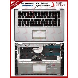 Tastiera con Top Case LENOVO Yoga 2 - 13 Con Adesivi Layout Italiano