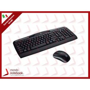 """TASTIERA LOGITECH + MOUSE """"Wireless"""" MK330 - 920-003971"""