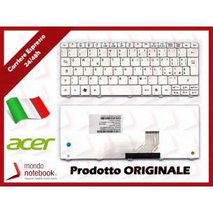 Tastiera Netbook ACER Aspire One 532H 533 521 D260 (BIANCA)