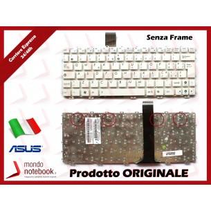 Tastiera Netbook ASUS EeePC 1015P 1015PD 1015PE 1025 (BIANCA) SENZA FRAME