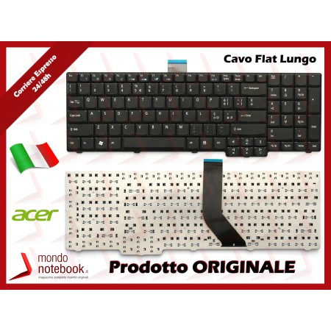 Tastiera Notebook ACER Aspire 7230 7730 7730Z (CON ADESIVI LAYOUT ITA)
