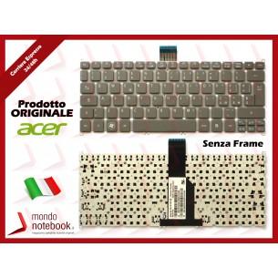 Tastiera Notebook ACER Aspire One 725 756 Aspire S3-371 S5-391 V5-121 S3-951 (GRIGIO)