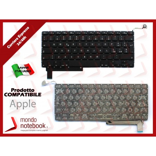 "Tastiera Notebook APPLE Macbook Pro 15"" A1286 (2009) (2010) (2011) (2012)"