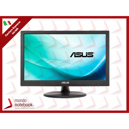"""MONITOR ASUS TOUCH SCREEN LED 15.6"""" Wide VT168N 0,252 1366x768 10ms..."""