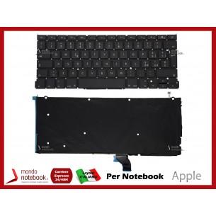 "Tastiera Notebook APPLE Macbook Pro Retina 13"" A1502 2013 (Retroilluminata)"