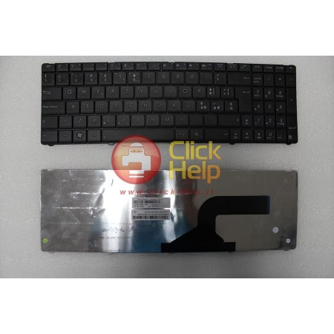 Tastiera Notebook ASUS N53 N53JN P52 P52JC con ADESIVI LAYOUT ITA