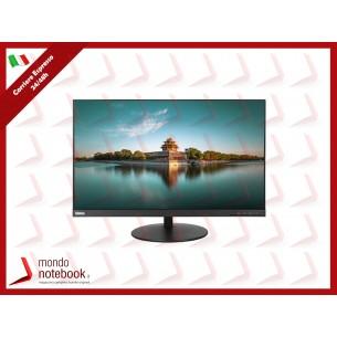 "MONITOR LENOVO P27q-10 61A8GAT1IT 27"" QHD, Workstation desktop monitor"