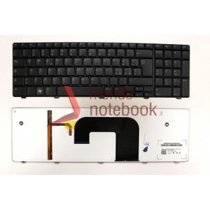 Tastiera Notebook DELL Vostro 3700 (NERA) RETROILLUMINATA