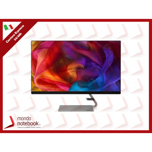 "MONITOR LENOVO Q27q-10 65F4GAC3IT 27"" 16:9, 2560x1440, 2x3W Display Port, HDMI"