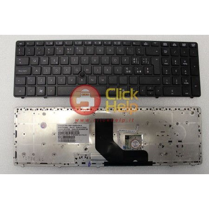 Tastiera Notebook HP 6560B con ADESIVI LAYOUT ITA