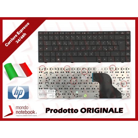 Tastiera Notebook HP Compaq CQ 620 621 625