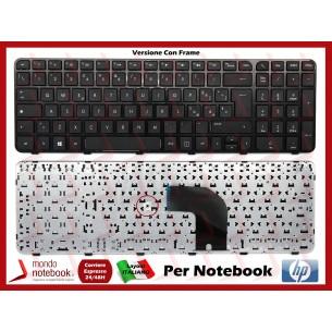 Tastiera Notebook HP Compaq G6-2000 G6-2100 series (CON FRAME)
