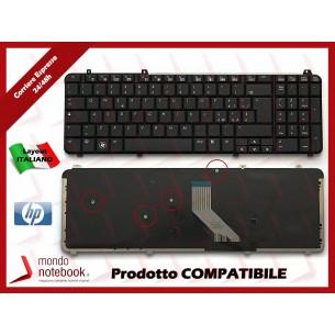 Tastiera Notebook HP DV6-1000 DV6-1100 DV6-1200 DV6-2000 (NERA)
