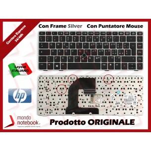 Tastiera Notebook HP EliteBook 8460p 8460w 8470p 8470w ProBook 6460b 6465b (FRAME...