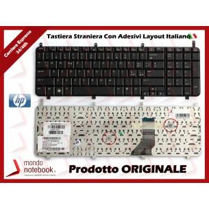 Tastiera Notebook HP Pavilion DV8 DV8-1000 DV8-1010EL con ADESIVI LAYOUT ITA