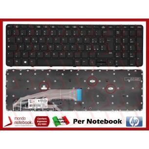 Tastiera Notebook HP ProBook 450 G3, 470 G3, 450 G4, 470 G4, 455 G3