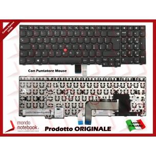 Tastiera Notebook Lenovo ThinkPad E550 E555 E560 (NERA)