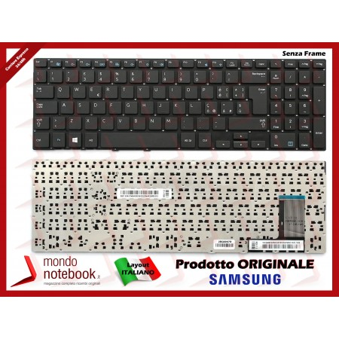 "Tastiera Notebook SAMSUNG 370R5e 15.6"" (NERA)"