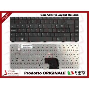Tastiera Notebook Sony VGN-C(Nera) Con ADESIVI LAYOUT ITALIANO