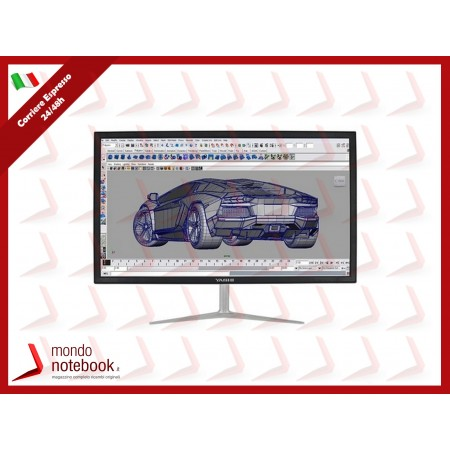 MONITOR YASHI 28'' Wide YZ2815 IPS Matrix 3480x2160 4K 1ms 350cd/m² 50.000.000:1 2x3W...