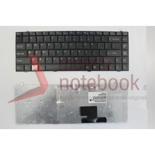 Tastiera Notebook Sony VGN-FZ (NERA) con ADESIVI LAYOUT ITA