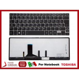 Tastiera Notebook TOSHIBA Portege Z30-B Senza Trackpoint (Retroilluminata)